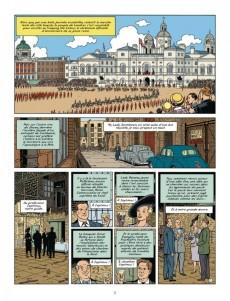 Extrait de Blake et Mortimer (France Loisirs) -22- L'Onde Septimus