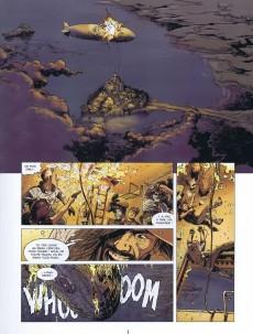 Extrait de L'héritage du Diable -3- Rex Mundi