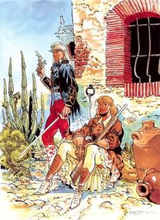 Extrait de Sauvage (Meynet) -1TT- Les damnés d'Oaxaca