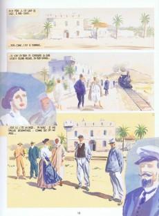 Extrait de Carnets d'Orient -3a- Les fils du Sud