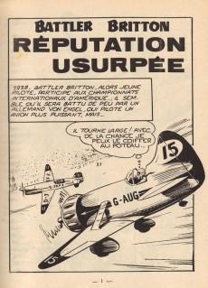 Extrait de Battler Britton -165- Réputation usurpée