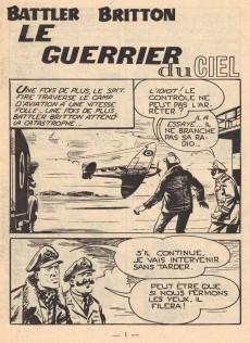 Extrait de Battler Britton -167- Le guerrier du ciel 2/2