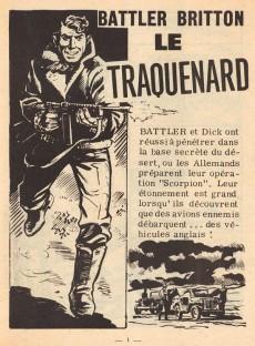 Extrait de Battler Britton -174- Le traquenard - duel dans le ciel