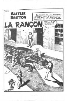 Extrait de Battler Britton (Imperia) -178- La rançon - je n'aime pas les espions