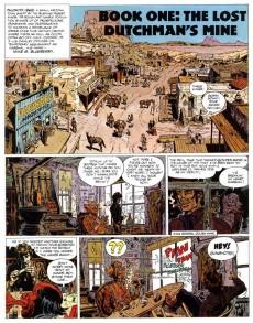 Extrait de Blueberry (Marshal, en anglais) -1- The Lost Dutchman's Mine