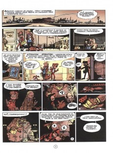 Extrait de Spirou et Fantasio -42Ind- Spirou et Fantasio à Moscou