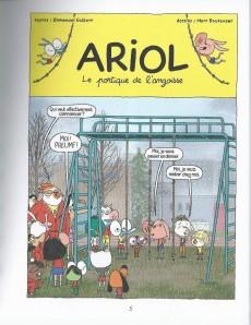 Extrait de Ariol (2e Série) -9- Les dents du lapin