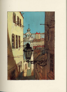 Extrait de (AUT) De Crécy -2- Lisbonne, voyage imaginaire