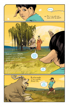 Extrait de Saga (Image comics - 2012) -7- Chapter seven