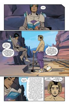 Extrait de Saga (Image comics - 2012) -10- Chapter ten