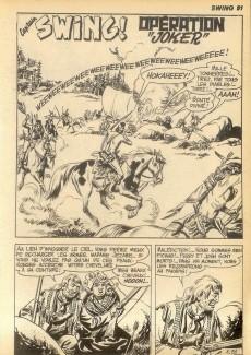 Extrait de Capt'ain Swing! (1re série) -51- Opération joker