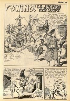 Extrait de Capt'ain Swing! (1re série) -52- La justice des loups