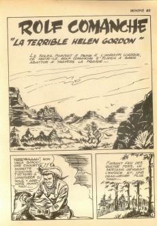 Extrait de Whipii ! (Panter Black, Whipee ! puis) -40- Rolf comanche la terrible helen gordon