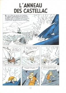Extrait de Johan et Pirlouit -11- L'anneau des Castellac