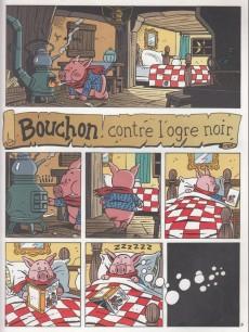 Extrait de Bouchon le petit cochon (Les aventures de) -4- Bouchon et l'ogre noir