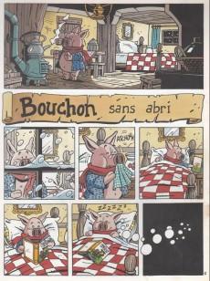 Extrait de Bouchon le petit cochon (Les aventures de) -2- Bouchon sans abri