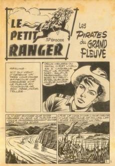 Extrait de Yuma (1re série) -57- Les pirates du grand fleuve