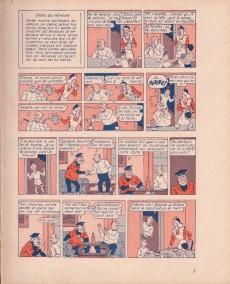 Extrait de Bob et Bobette -9a- La Nef Fantôme
