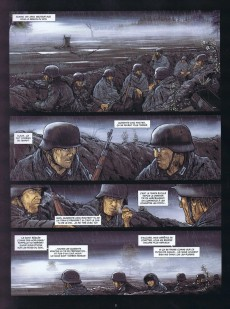 Extrait de L'armée de l'Ombre -2- Le Réveil du géant