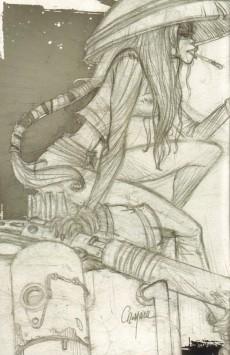Extrait de Anita Bomba -Comics0- Nouveau journal d'une emmerdeuse