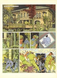 Extrait de Ivan Casablanca -2- Le rendez-vous d'Angkor