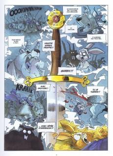 Extrait de L'Épée d'Ardenois -3TL- Nymelle