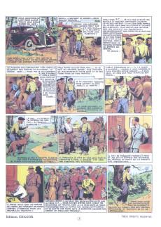 Extrait de Bernard Chamblet -2Coffret- Bernard Chamblet dans le Maquis