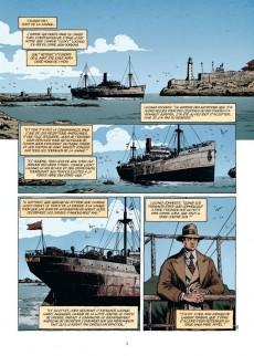 Extrait de Mafia story -8- Don Vito {2/2}