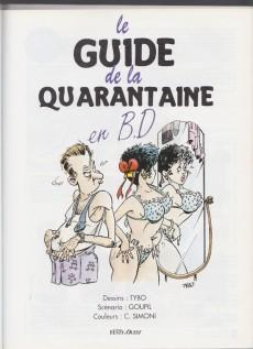 Extrait de Le guide -6a97- Le guide de la quarantaine
