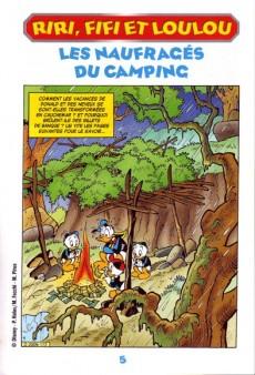 Extrait de Les héros de Donaldville -4- Riri, Fifi et Loulou