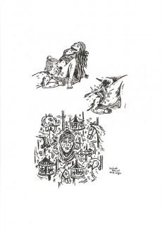 Extrait de Concours universitaire national de la bande dessinée -6- 2011 - Fantasmes