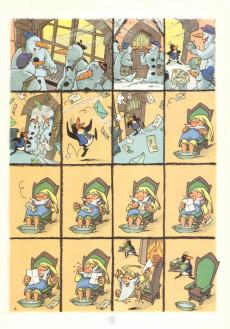 Extrait de Petit Père Noël -3- Petit Père Noël contre le docteur Méchant
