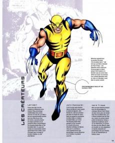 Extrait de Wolverine - L'Univers de l'Arme Vivante - Wolverine L'Univers de l'Arme Vivante