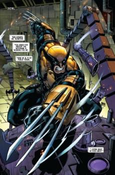 Extrait de Wolverine (2014) -1- Rogue Logan Part 1