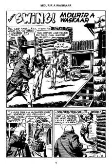 Extrait de Capt'ain Swing! (2e série - Mon Journal) -18- Mourir à Waskaar