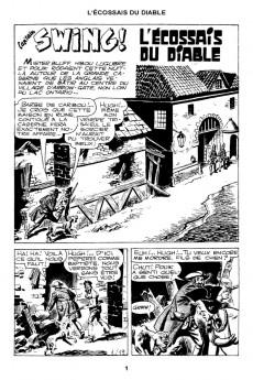 Extrait de Capt'ain Swing! (2e série - Mon Journal) -19- L'Écossais du diable