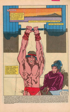 Extrait de New Mutants (The) (1983) -26- Legion