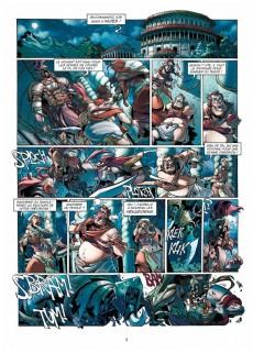 Extrait de Questor -3- Le Prince aux crabes d'or