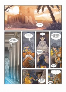 Extrait de Atalante - L'Odyssée -1- Ramsès l'intrépide