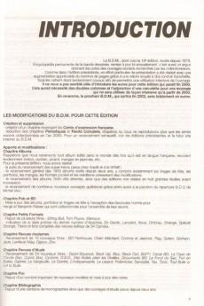Extrait de (DOC) BDM -13- Trésors de la Bande Dessinée 2001-2002