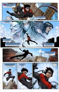 Extrait de Nightwing -3- Hécatombe