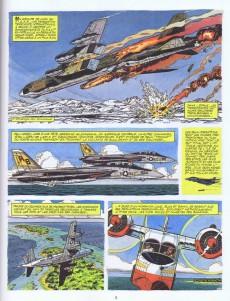 Extrait de Buck Danny -43- Le feu du ciel