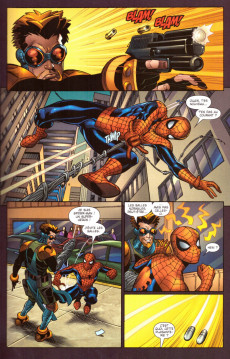 Extrait de Spider-Man - L'Autre - L'Autre
