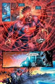 Extrait de Superman Unchained (2013) -2- The Fall