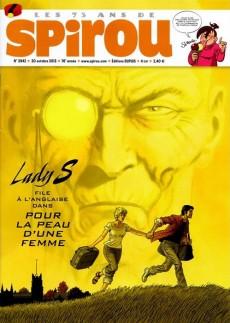 Extrait de (Recueil) Spirou (Album du journal) -333- Spirou album du journal