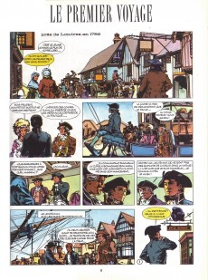 Extrait de Tout Vance -6- Howard Flynn