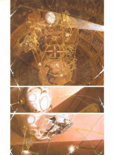 Extrait de Le réseau Bombyce -2- Monsieur lune