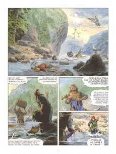 Extrait de Thorgal (Les mondes de) - Louve -4- Crow