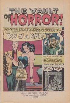Extrait de E.C. Classic Reprint (1973) -7- The Vault of Horror #26