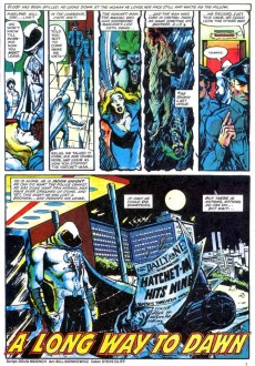 Extrait de Moon Knight Special Edition (1983) -3- A Long Way to Dawn/The Mind Thieves/Vipers